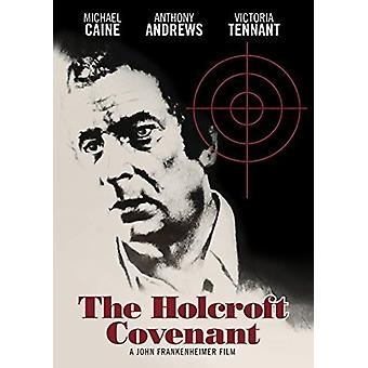 Holcroft Covenant [DVD] USA importieren