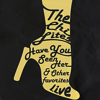 Chi-Lites - Have You Seen Her: Live [CD] USA import