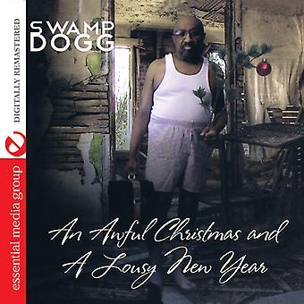 Swamp Dogg - una Navidad terrible y una importación de USA de pésimo año nuevo [CD]