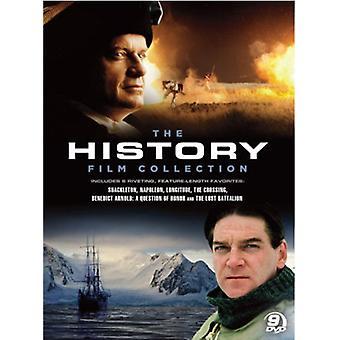 Historien filmsamling [9 skivor] [DVD] USA import