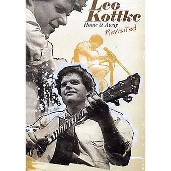 Leo Kottke - Home & Away Revisted [DVD] USA import
