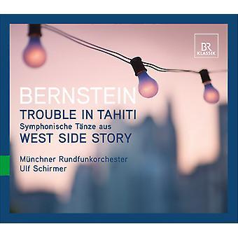 L. Bernstein - Bernstein: Problemer i Tahiti; Symphonische T Ulrik Aus West Side Story [CD] USA importerer