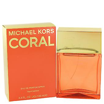 Michael Kors Women Michael Kors Coral Eau De Parfum Spray By Michael Kors