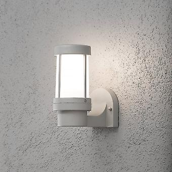 Konstsmide Siena Grey Exterior Wall Light