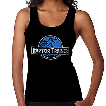 Raptor træner Jurassic verden Kvinders Vest