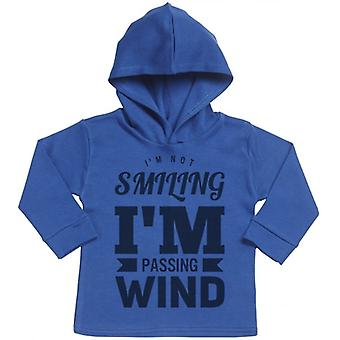 Spoilt Rotten Passing Wind Cotton Hoodie