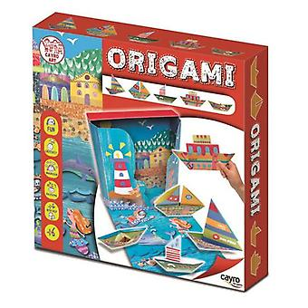 Cayro origami Boats (Toys , Educative And Creative , Arts And Crafts , Origami)