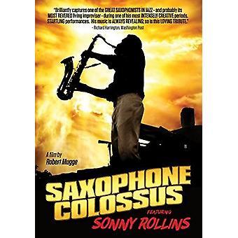 Sonny Rollins - saxofon Colossus [DVD] USA importerer
