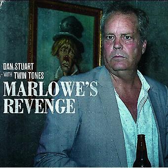 Stuart, Dan / Twin toner - Marlowes hævn [CD] USA import