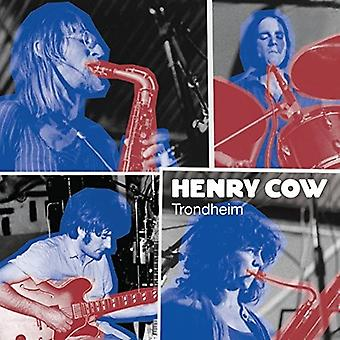 Henry Cow - Vol.4 & 5: Trondheim [CD] USA import