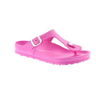 Birkenstock Gizeh EVA Regular Fit - Neon Pink 128341 (Man-Made) Womens Sandals