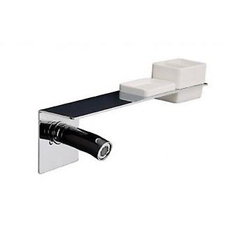 Galindo Onlyone sink faucet wall with shelf 480 mm with aerator