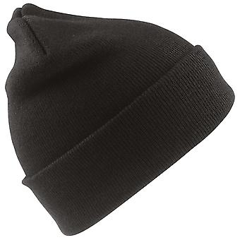 Result Wooly Heavyweight Knit Thermal Winter/Ski Hat