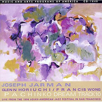 Jarman/Horiuchi/Wong - Pachinko drøm spor 10 [CD] USA import