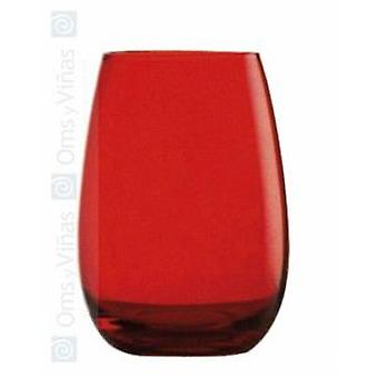 Summa Set 6 Andia Red Water Glass 47 Cl (Kitchen , Household , Cups and glasses)