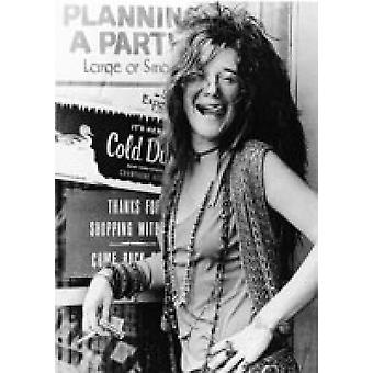 Janis Joplin Party Planning A Party Poster Poster Print