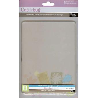 Cuttlebug Cutting Pad Replacements 2 Pkg 37 1258