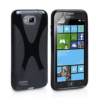 Yousave Accessori Samsung Ativ S X-Line Custodia - nero
