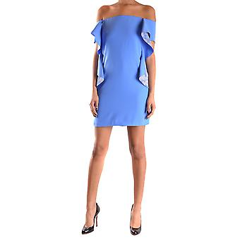 Pinko women OMEGNAF58 Blau polyester dress