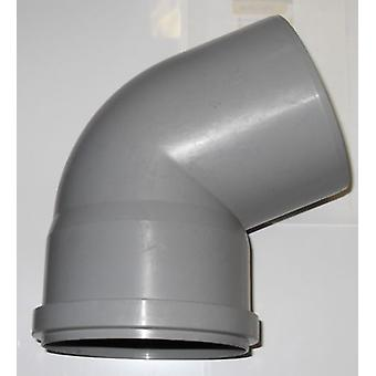 Push-fit Waste Fittings - Bend - 67 Degree - 50mm Diameter
