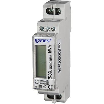 Electricity meter (AC) Digital 32 A MID-approved: Yes ENTES
