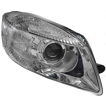 Right Headlamp (Projector Headlamp) for Skoda Fabia 2007-2010
