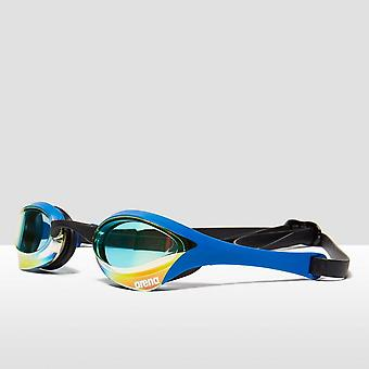 Arena Cobra Ultra Mirror Adult Swimming Goggles