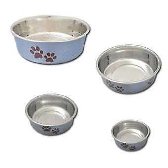 Nayeco Trough Stainless Steel 800 ml Baltic dogs. (Honden , Voer- en waterbakken)