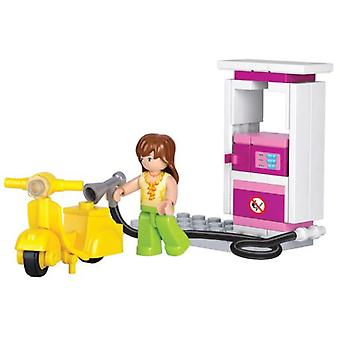 Sluban Dream Girls Gas Supply (Babies and Children , Toys , Constructions)