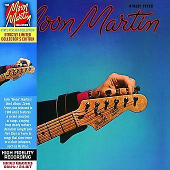 Månen Martin - Street [CD] USA import