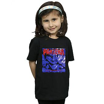 Pantera Girls Alive And Hostile T-Shirt