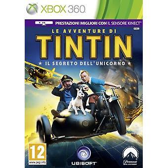 Die Abenteuer von Tim und Struppi das Geheimnis der Einhorn das Spiel (Xbox 360)
