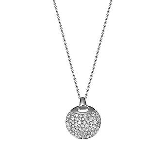Joop ladies necklace necklace silver cubic zirconia Demi JPNL90647A450