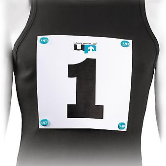 Ultimate Performance Race Number Magnets - Blue - AW19