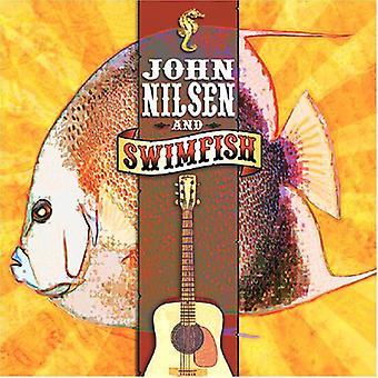 John Nilsen - John Nilsen & Swimfish [CD] USA import