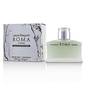 Laura Biagiotti Roma Uomo Eau De Toilette Cedro Spray 40ml/1,3 oz