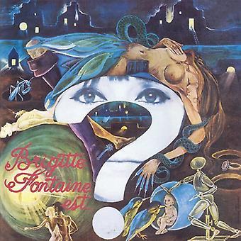 Brigitte Fontaine - Brigitte Fontaine Est.... Folle [CD] USA importerer
