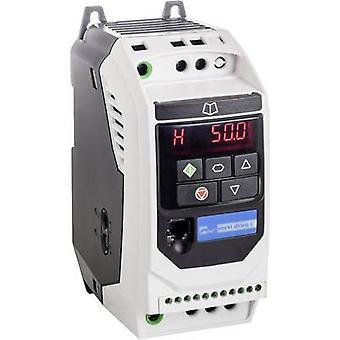 Przetwornica częstotliwości elektroniczna Peter VD i 075/E3 0,75 kW 1-fazowe 230 V
