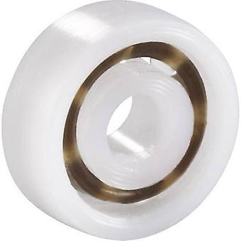 Reely Ball bearing Plastic Inside diameter: 5 mm Outside diameter: 16 mm