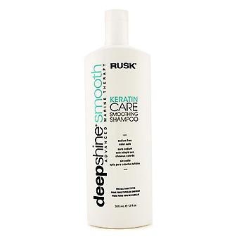 Deepshine Smooth Keratin Care Smoothing Shampoo - 355ml/12oz