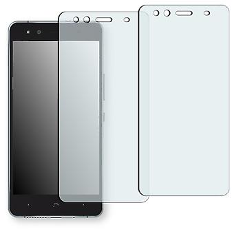 BQ Aquaris X 5 screen protector - Golebo-semi Matt protector