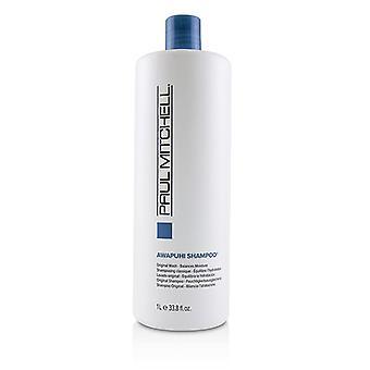 Paul Mitchell Awapuhi Shampoo (Original Wash - Balances Moisture) - 1000ml/33.8oz