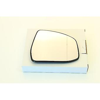 Right Mirror Glass (heated) & Holder for FORD FOCUS mk2 Estate 2008-2011