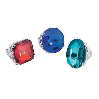 Bnov Jumbo Rings - Coloured