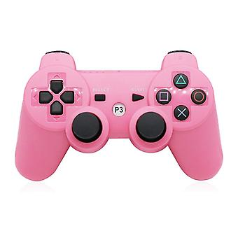 Ps3 Wireless Controller-Pink (Original Packaging)