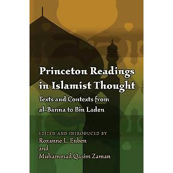 Princeton Readings in Islamist Thought - Texts and Contexts from Al-Ba