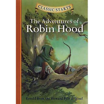 Adventures of Robin Hood (New edition) by Howard Pyle - John Burrows