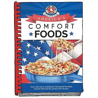 America's Comfort Foods by Gooseberry Patch - 9781620932612 Book