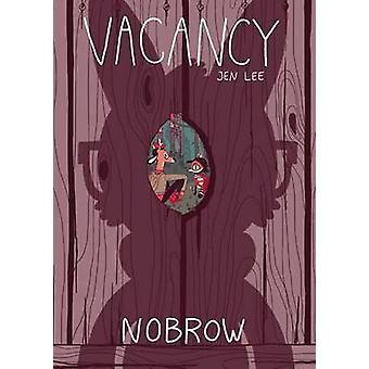 Vacancy by Jen Lee - 9781907704970 Book