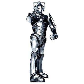 Cyberman Tabletop (Doctor Who)-sagoma di cartone da tavolo / Standee